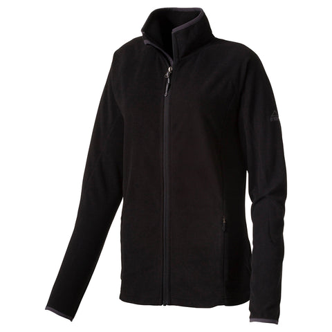 MCKINLEY WOMEN'S NELIA II FLEECE TOP BLACK