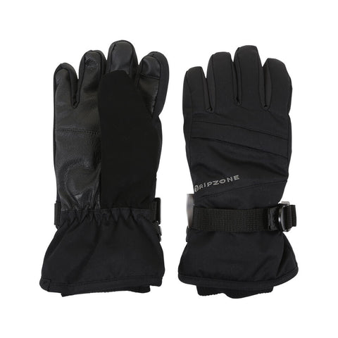 RIPZONE BOYS' DURRANCE GLOVE BLACK