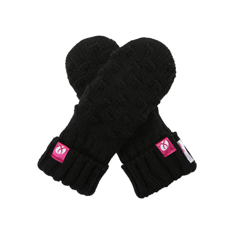3bc1225b6b24f FIREFLY BREAST CANCER FOUNDATION PINK RIBBON SCARF BLACK.  9.96. RIPZONE  WOMEN S BCF MITTEN ANTHRACITE ...