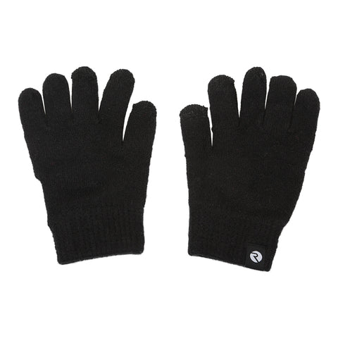 RIPZONE YOUTH LOGAN TOUCH TIP GLOVE BLACK