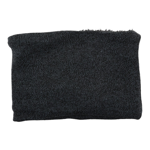 GREAT NORTHERN YOUTH MARLED NECKWARMER BLACK