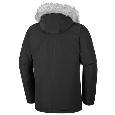 COLUMBIA MEN'S MARQUAM PEAK JACKET BLACK