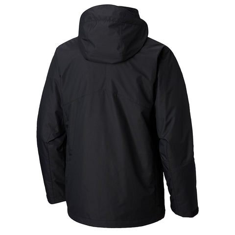 COLUMBIA MEN'S BUGABOO INTERCHANGE OH OT JACKET BLACK