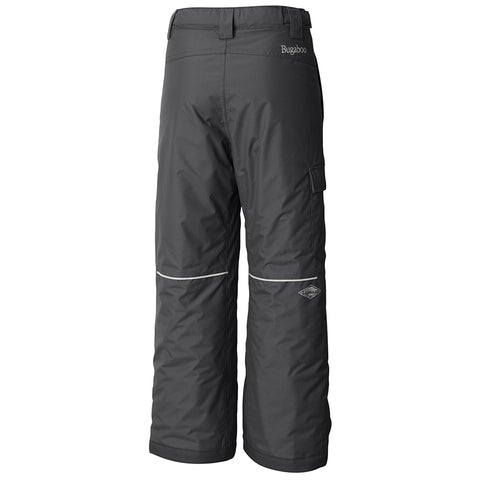 COLUMBIA YOUTH BUGABOO II INSULATED PANT BLACK