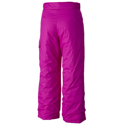 COLUMBIA GIRLS' STARCHASER PEAK II INSULATED PANT BRIGHT PLUM