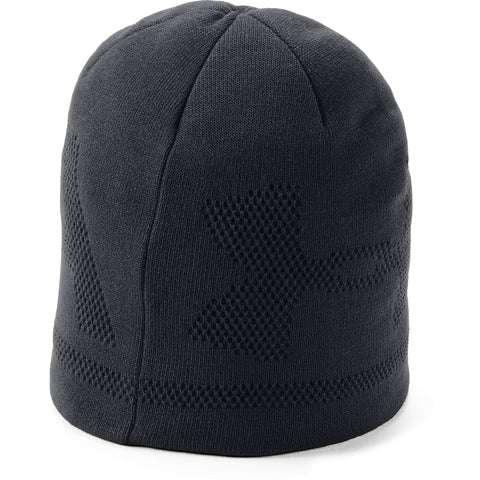c30d486cd65 UNDER ARMOUR MEN S BILLBOARD BEANIE BLACK