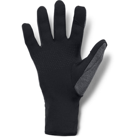 UNDER ARMOUR WOMEN'S PONTE LINER GLOVE BLACK