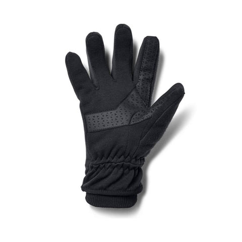 UNDER ARMOUR YOUTH STORM ELEMENT GLOVE BLACK