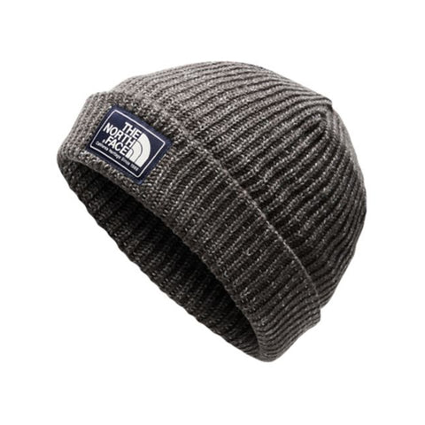THE NORTH FACE MEN'S SALTY DOG BEANIE GRAPHITE GREY