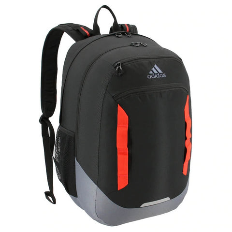 ADIDAS EXCEL IV BACKPACK BLACK/HI-RES RED/ONIX