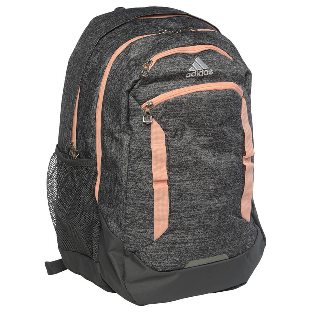1d4d677a7a ADIDAS EXCEL IV BACKPACK ONIX/CLEAR ORANGE/ONIX – National Sports