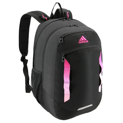 ADIDAS EXCEL IV BACKPACK BLACK/PINK