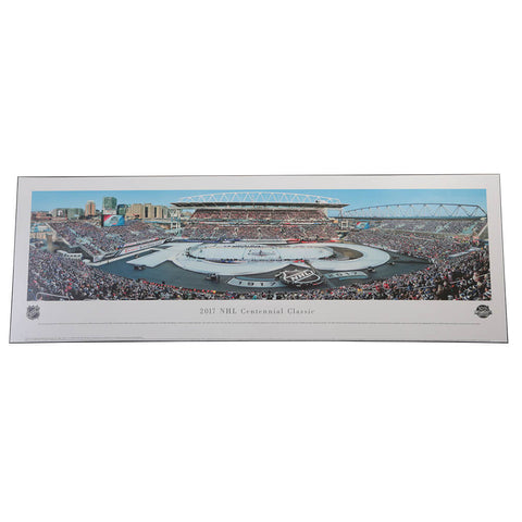 FRAMEWORTH 100TH CENTENNIAL GAME PANORAMA PLAQUE