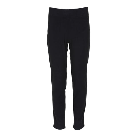 RIPZONE GIRLS'' FLEECE PANT BLACK