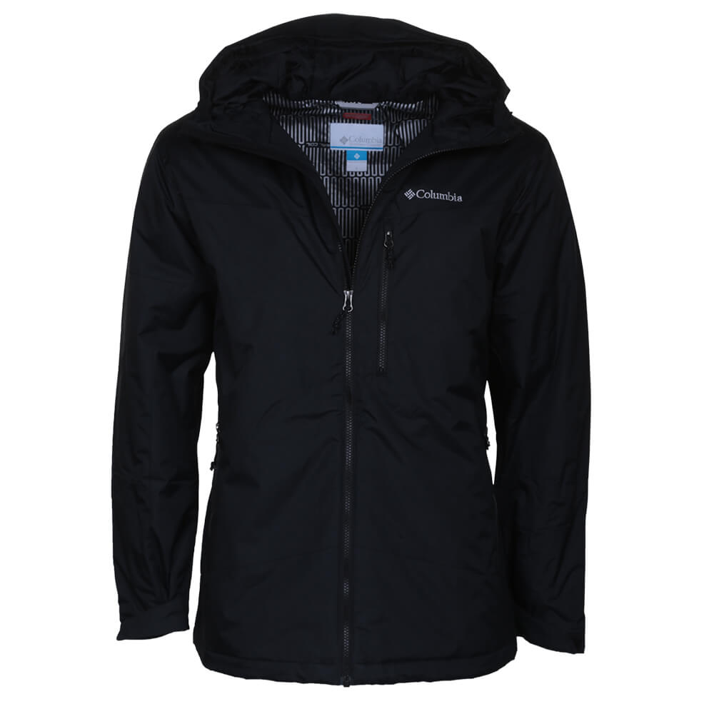 1c009138b4d1 COLUMBIA MEN S WISTER SLOPE INSULATED JACKET BLACK – National Sports