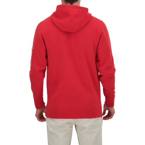 ADIDAS MEN'S TFC TEAM ISSUE HOODY STAR BRIGHT RED