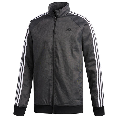 ADIDAS M ESS 3S WOVEN JACKET BLK/WHT
