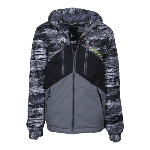 RIPZONE BOYS' MICK INSULATED JACKET CASTLEROCK
