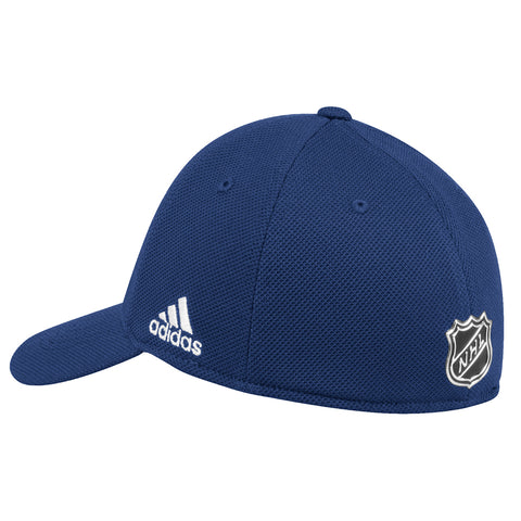 ... ADIDAS MEN S TORONTO MAPLE LEAFS STRUCTURED CAP BLUE 83e035b6f32d