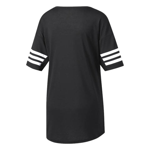 ADIDAS WOMEN'S B2S SHORT SLEEVE TOP 3S BLACK