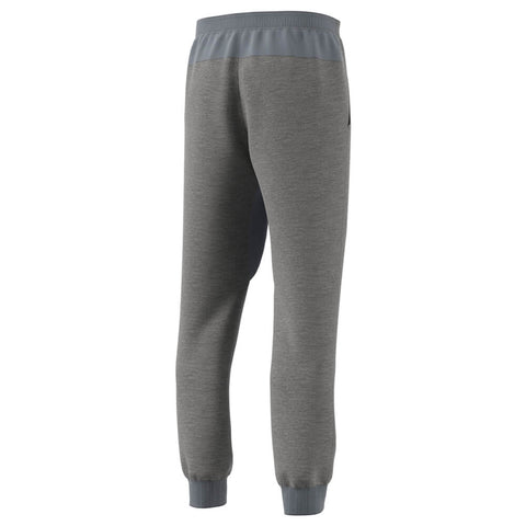 ADIDAS MEN'S COMM G FLEECE PANT DARK GREY HEATHER