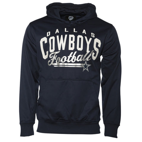 GIII MEN'S DALLAS COWBOYS HOODY NAVY