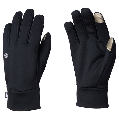 COLUMBIA MEN'S OMNI HEAT TOUCH GLOVE LINER BLACK
