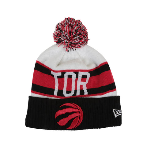 NEW ERA MEN'S TORONTO RAPTORS RETRO CUFF BEANIE