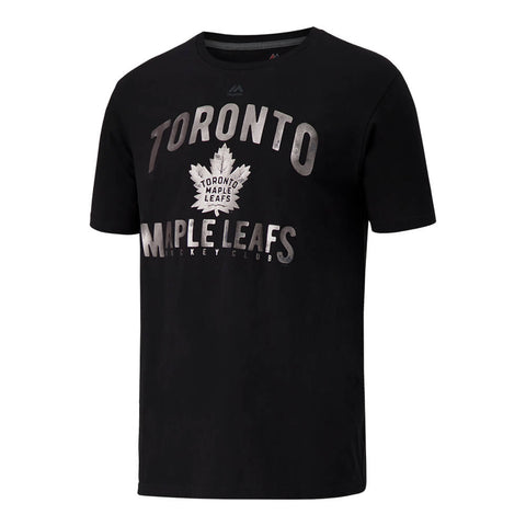 MAJESTIC MEN'S TORONTO MAPLE LEAFS TOE DRAG TOP