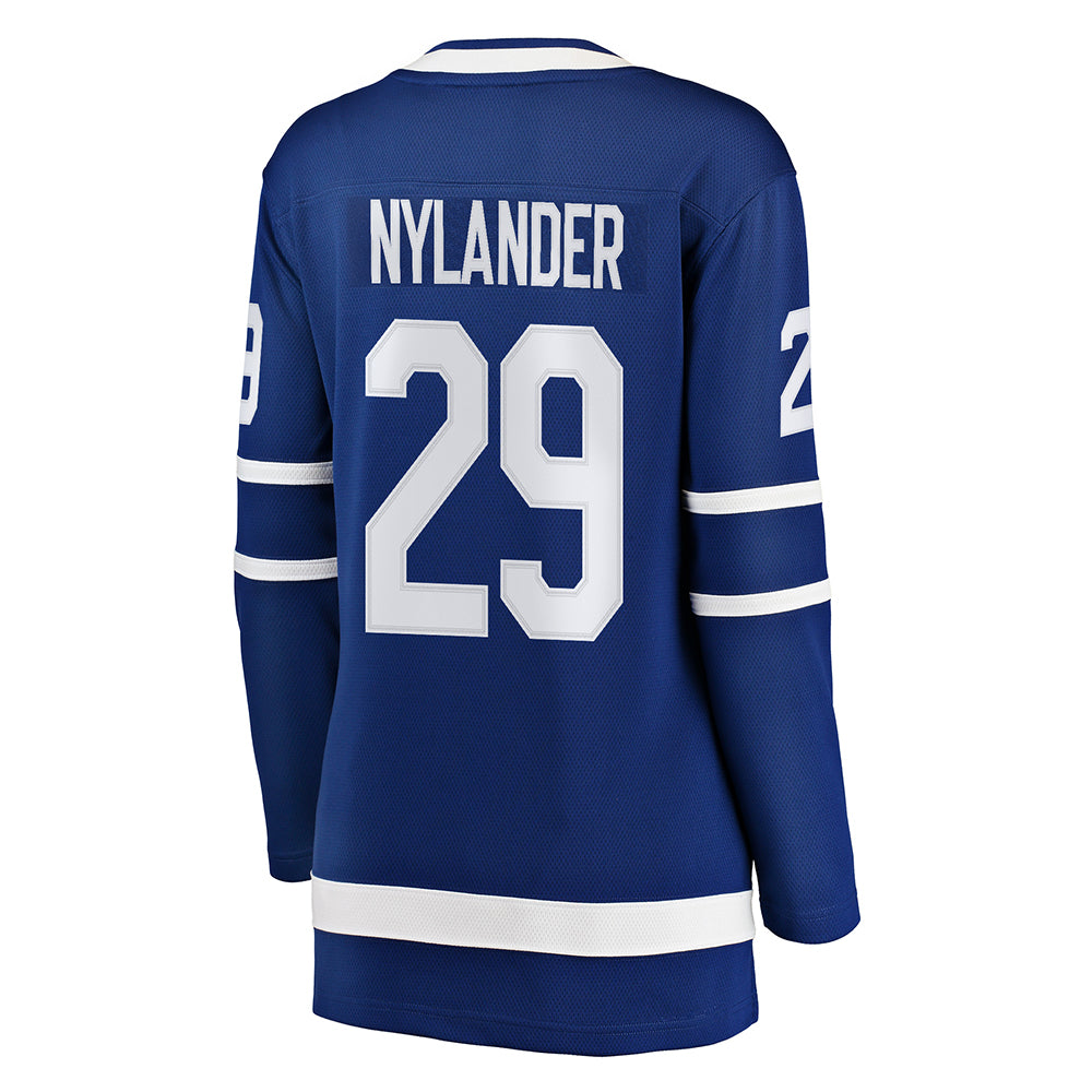 c174c343f1e FANATICS WOMEN S TORONTO MAPLE LEAFS HOME JERSEY NYLANDER BLUE ...