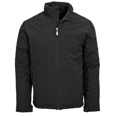 LEVELWEAR YOUTH LITTLE TUNDRA INSULATED JACKET BLACK
