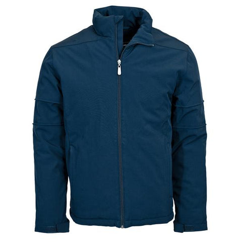 LEVELWEAR YOUTH LITTLE TUNDRA INSULATED JACKET NAVY