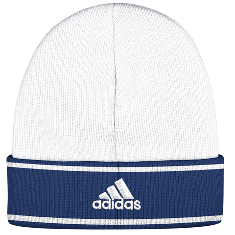 ADIDAS MEN'S TORONTO MAPLE LEAFS CUFFED BEANIE