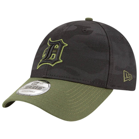 NEW ERA MEN'S DETROIT TIGERS 940 MEMORIAL DAY 2018 HAT