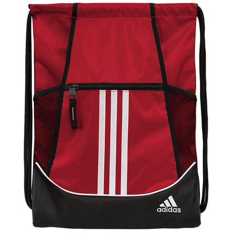 ADIDAS ALLIANCE II SACKPACK POWER RED
