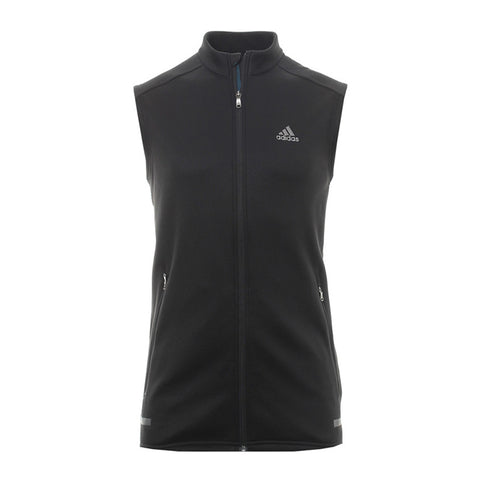 ADIDAS MEN'S CLIMAHEAT VEST BLACK