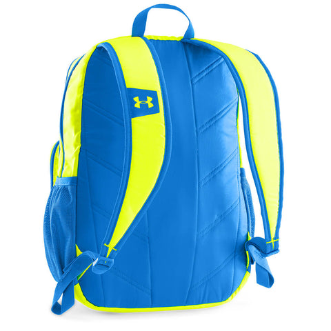 UNDER ARMOUR HOF BACKPACK HIGH-VIS YELLOW