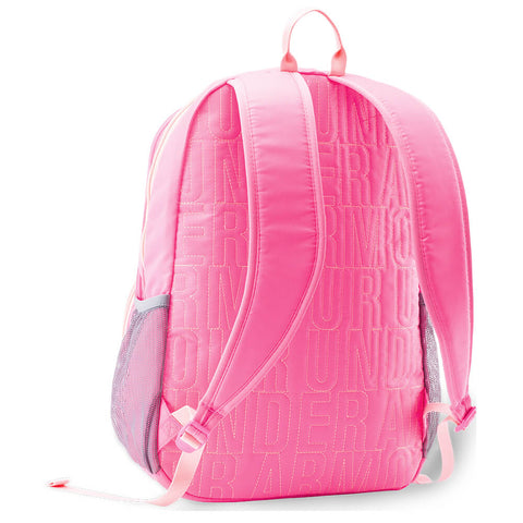 UNDER ARMOUR GIRLS' GREAT ESCAPE BACKPACK PINK
