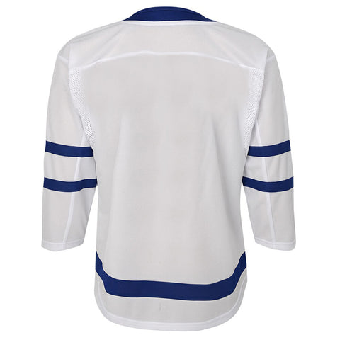 OUTERSTUFF YOUTH TORONTO MAPLE LEAFS PREMIER AWAY JERSEY WHITE