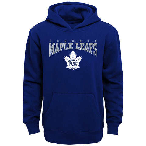 OUTERSTUFF YOUTH TORONTO MAPLE LEAFS FADEOUT HOODY BLUE