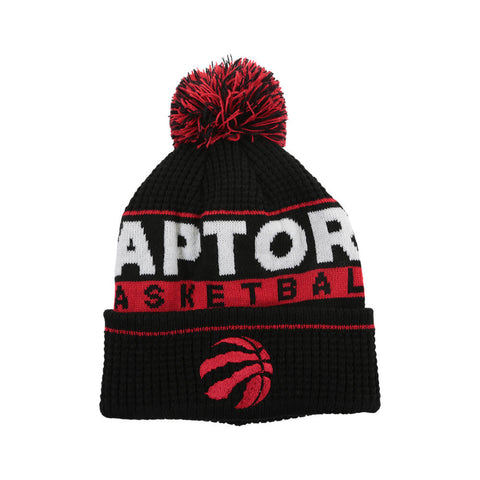 OUTERSTUFF YOUTH TORONTO RAPTORS PRIME WAFFLE KNIT WORDMARK JAC