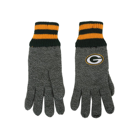 GERTEX MEN'S GREEN BAY PACKERS NFL THERMAL GLOVES