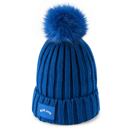 UNDER ARMOUR WOMEN'S JAYS SNOWCREST BEANIE