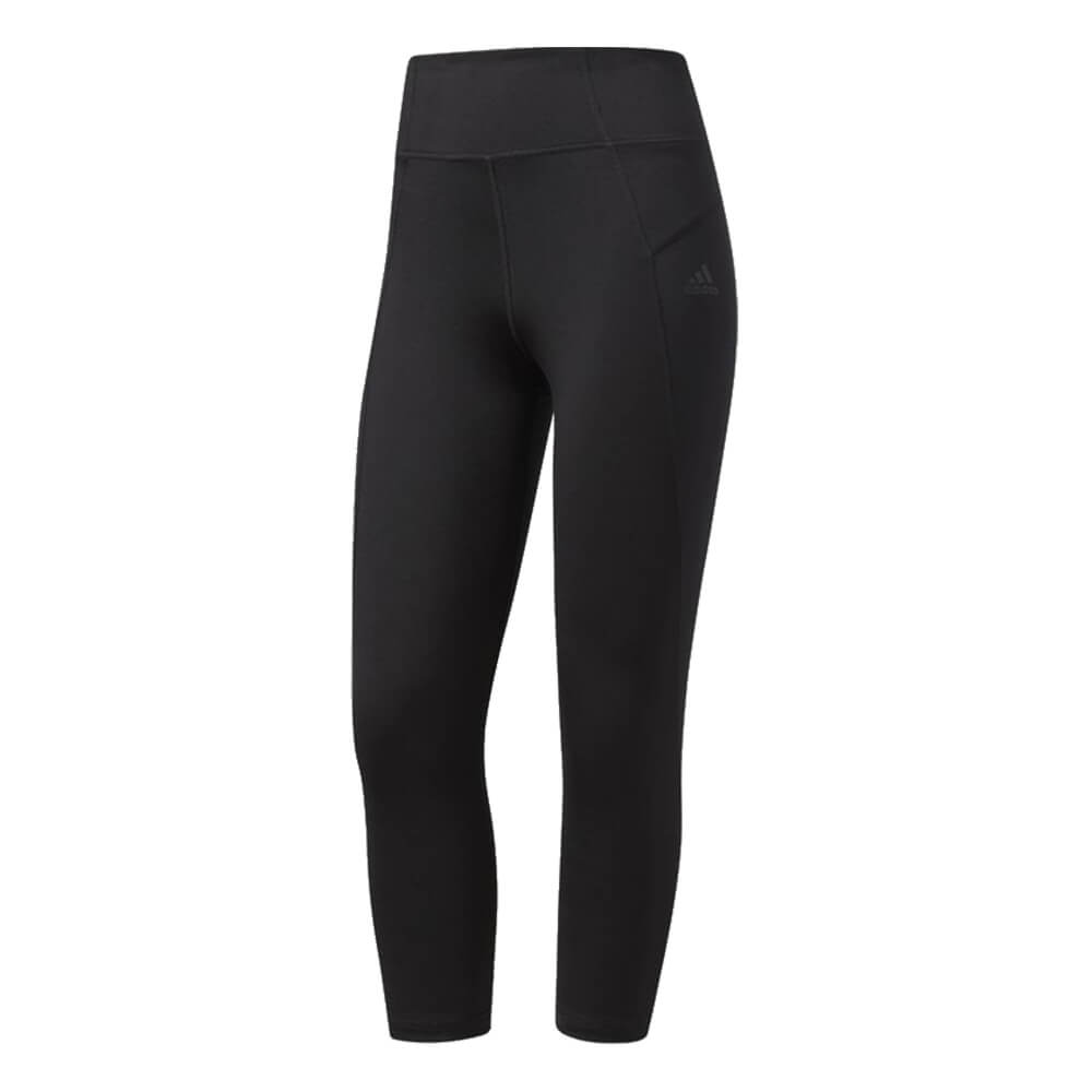 5e4d7f55b643 ADIDAS WOMEN S HIGH RISE 3 4 TIGHT BLACK – National Sports