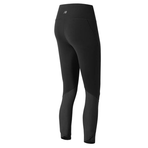 NEW BALANCE WOMEN'S ELIXIR TIGHT BLACK