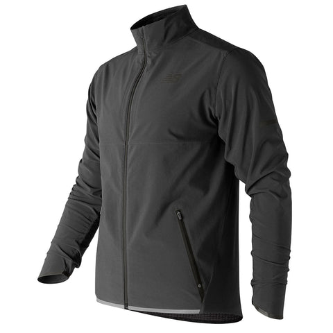NEW BALANCE MEN'S PRECISION 3 IN 1 JACKET BLACK