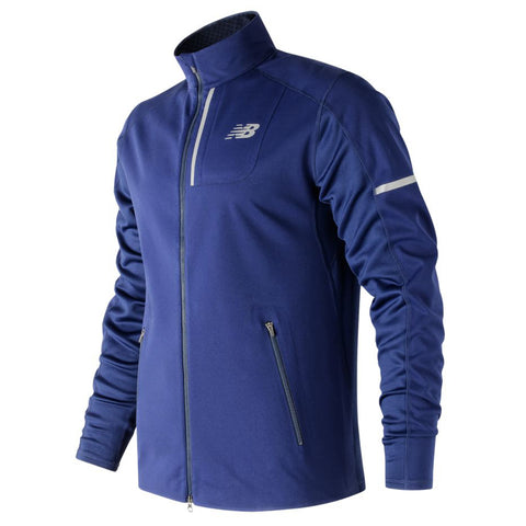 NEW BALANCE MEN'S WINDBLOCKER JACKET TMP