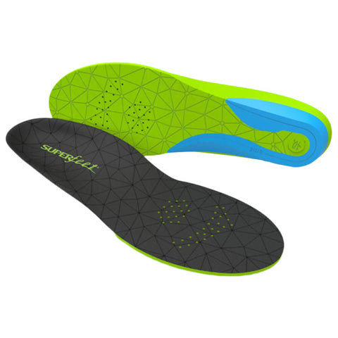 SUPERFEET FLEX MAX GREEN BOTTOM