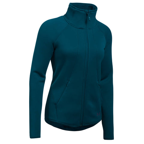 UNDER ARMOUR WOMEN'S EXTREME COLDGEAR JACKET NAVY