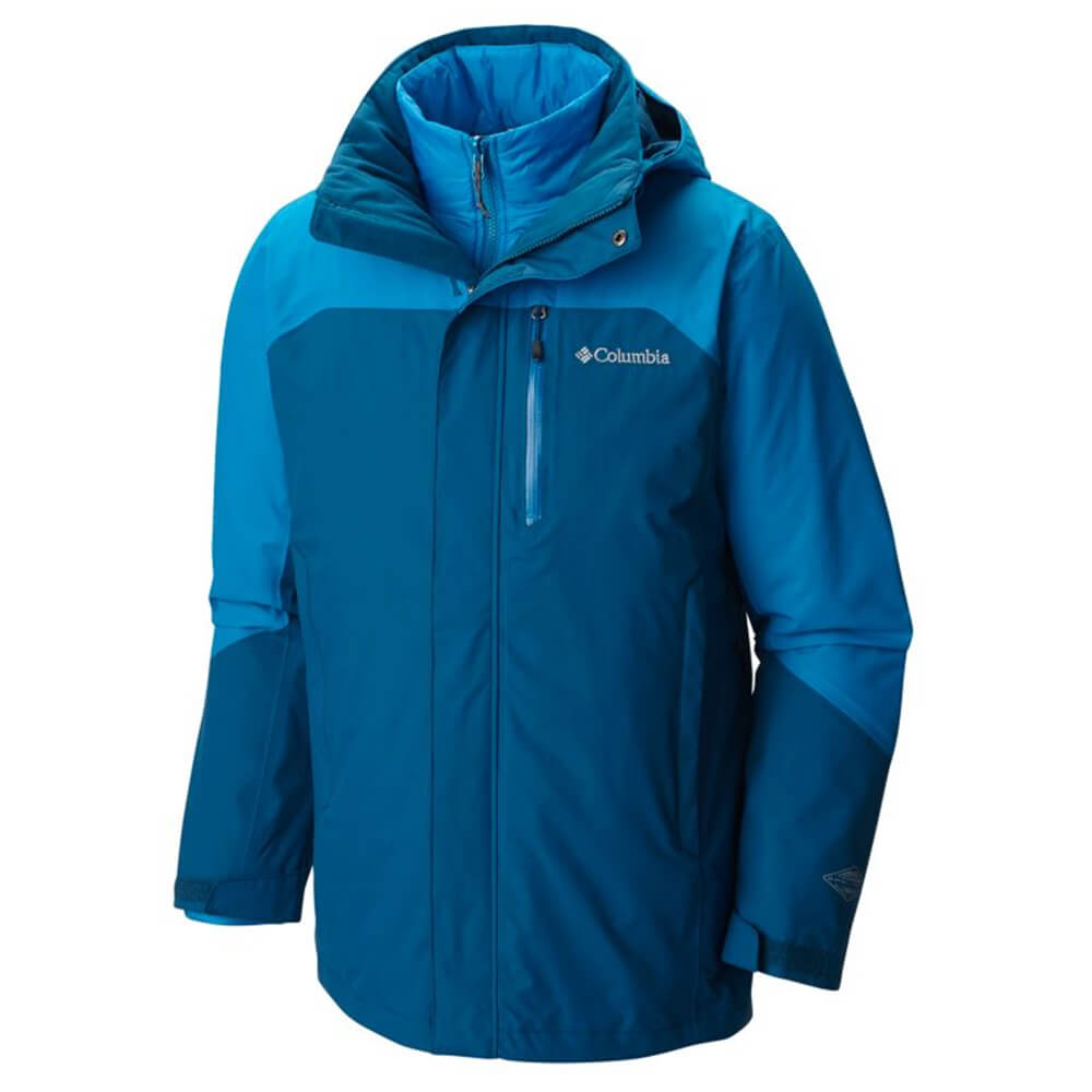 52b5bd211db COLUMBIA MEN S LHOTSE II INTERCHANGE JACKET-PHOENIX BLUE – National ...